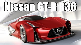 Новый Nissan GTR R36 Что известно на данный момент!