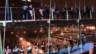 Raw Elements - Columbia University - Glass House Rocks 2014