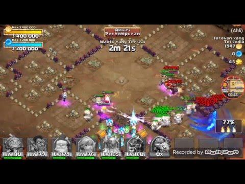 Tips Expert Dungeon 5/10 Full Torch 100%