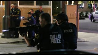 Dallas Police Shooting | Eyewitness Accounts of Sniper Ambush