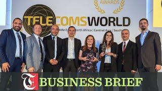 Ericsson wins 5GEnabler of the year award