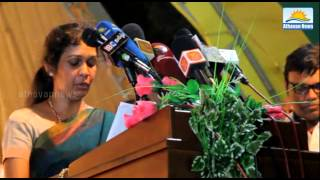 Provide an opportunity to find a solution to the ethnic problem : Vijayakala