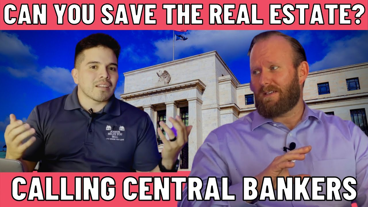 Can the Global Real Estate Inferno be Saved by Central Bankers?