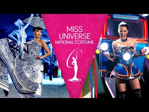 Miss Universe  - Parade of Nations