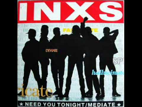 INXS - Need you tonight (HQ Audio)