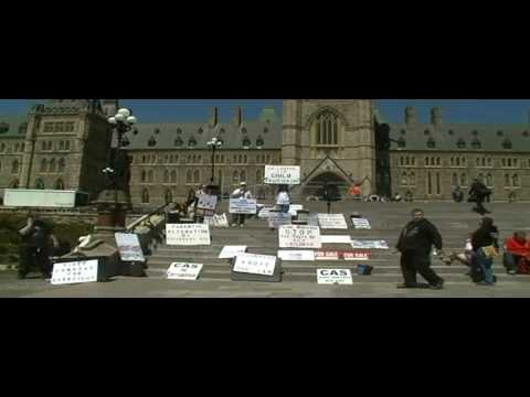 Ottawa Rally For Accountability Of The CAS May 6th 2016