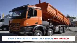 Sewa Alat Berat Kobelco Harian di Cirebon