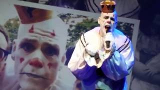 Puddles Pity Party - Come Sail Away / Let It Go