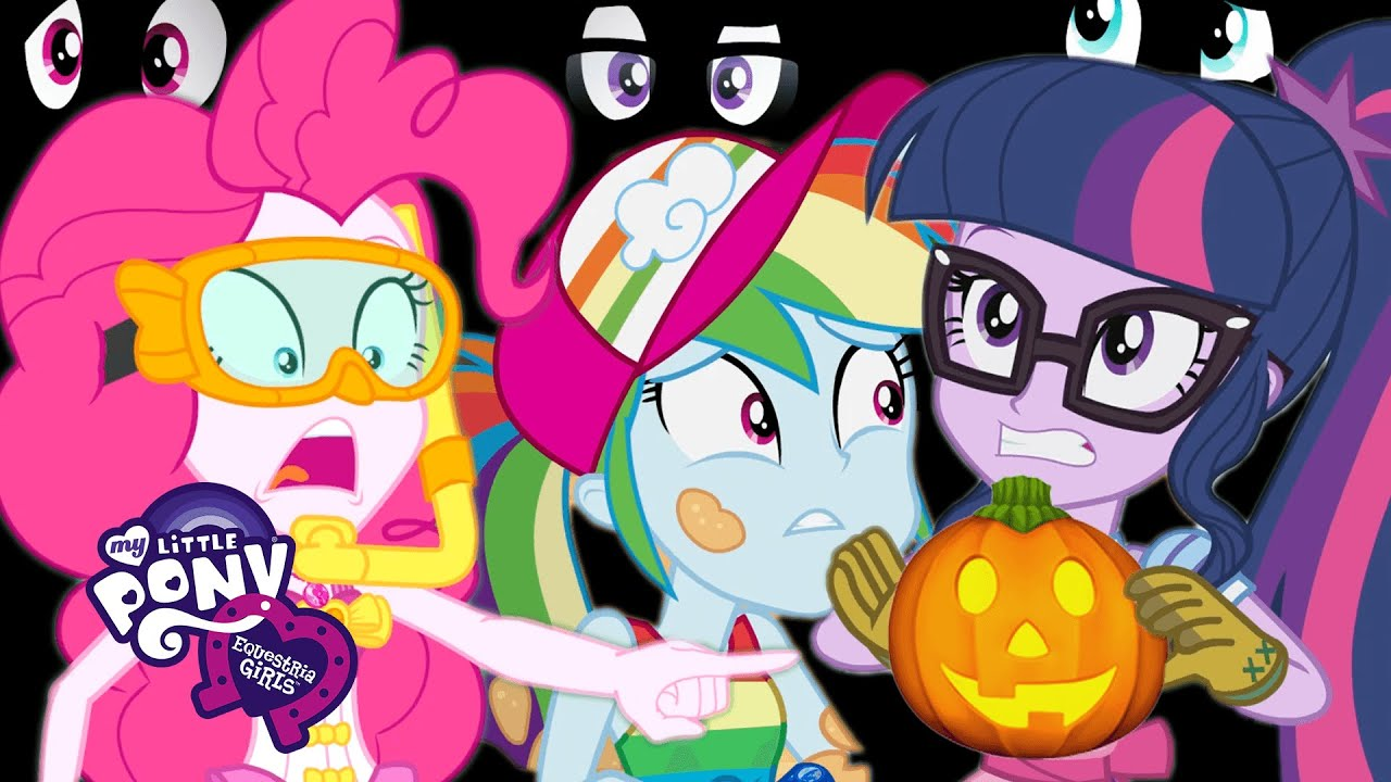 MLPEG Halloween Sp ????ktacular SUPERCUT ???? Scares, Laughs, & MAGICAL Pony Moments
