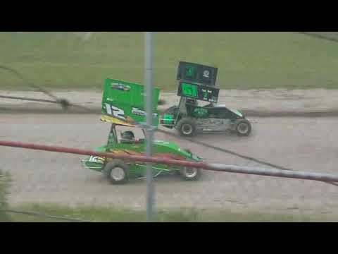 Granite State Mini Sprints Feature at Bear Ridge Speedway
