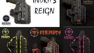 Reign Tactical Holster - Coupon Code Below