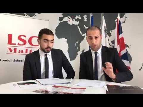 Live Video: Etudier à Malte