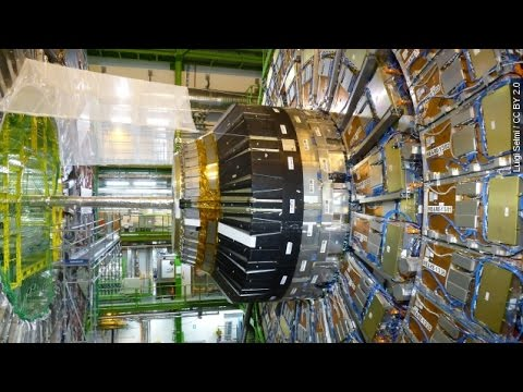 Large Hadron Collider Officially Begins Second Run