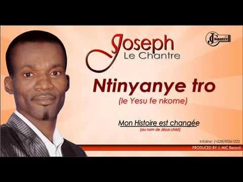 Joseph Le Chantre Ntinya nye tro Africa/Togo
