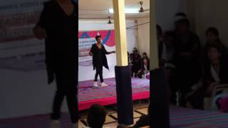 tha humma song ok janu at m s college full video coming soon