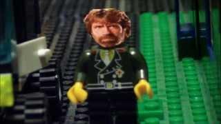 Lego Мультфільм Місто Х (1 серія)