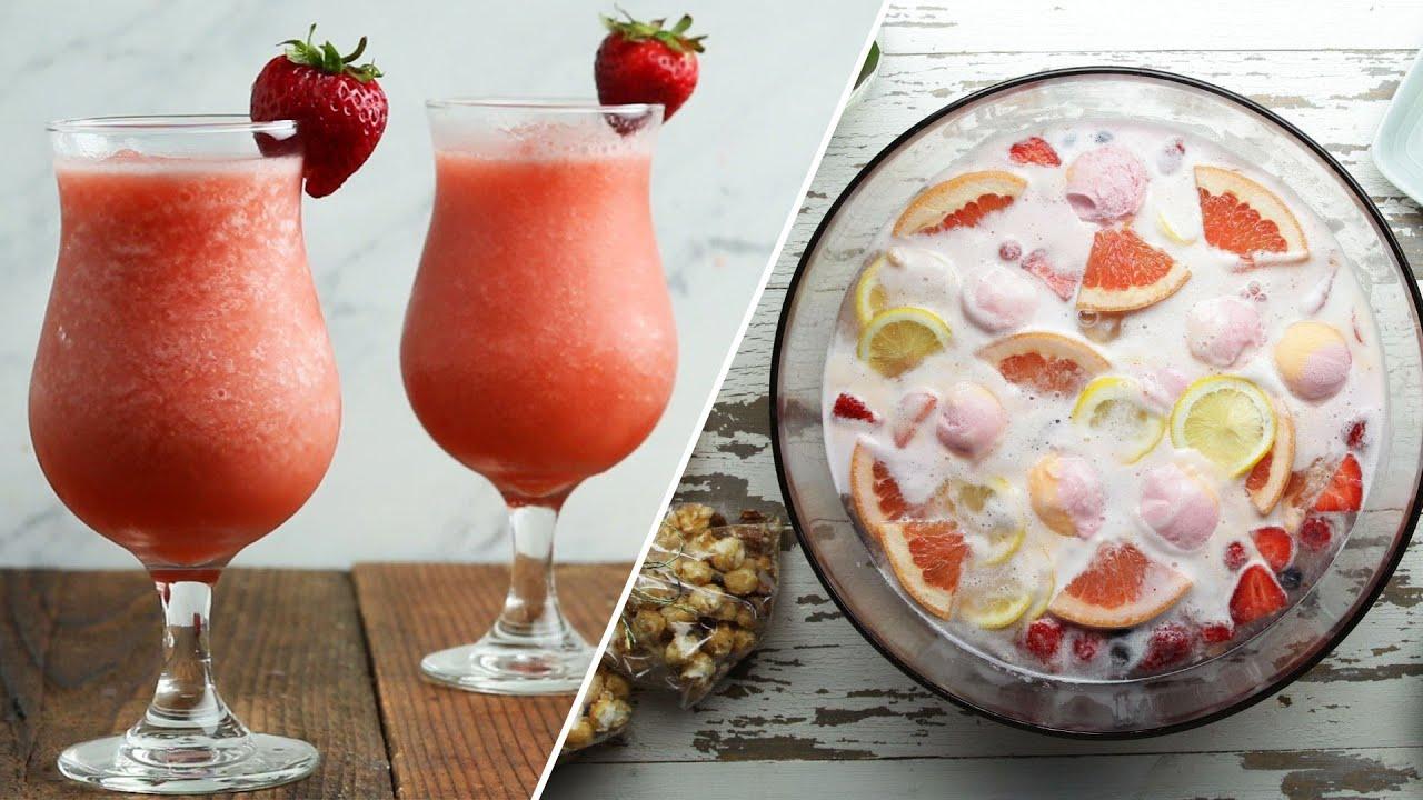 6 deliciosas bebidas para el calor