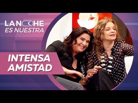 Pepi Velasco Y Magdalena Max Neef Hablaron Sobre Su Maternidad Post 40 - La Noche Es Nuestra