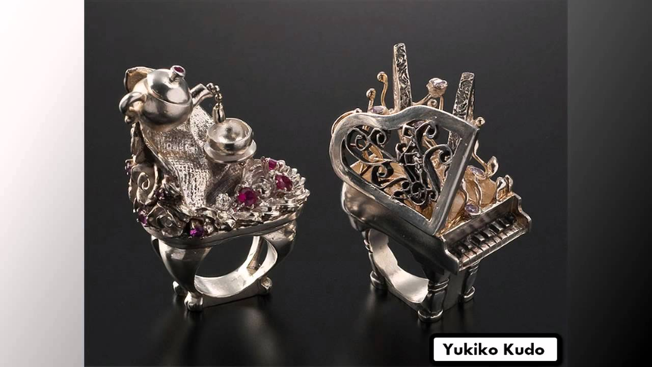 Jewelry Making V Rings