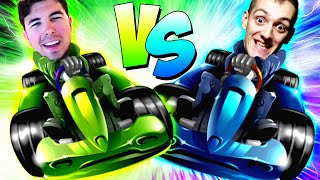 Black Ops 3 Sobre Ruedas - Carreras Épicas - Torete vs willyrex