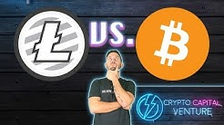 Can Litecoin Overtake Bitcoin One Day? LTC Dominance?