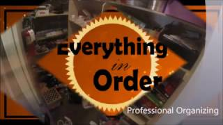 Organizing my Cluttered Closet (Time lapse) - Professional Organizing