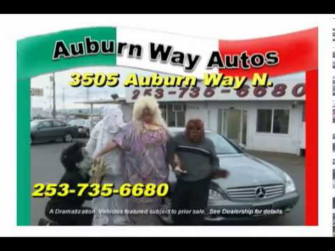 Auburn Way Autos >> Auburn Way Autos Car Commerical Espanol Youtube