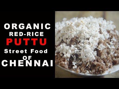 Episode 11: ORGANIC RED RICE PUTTU SHOP @ ANNA NAGAR CHENNAI ( TAMIL NEWS)