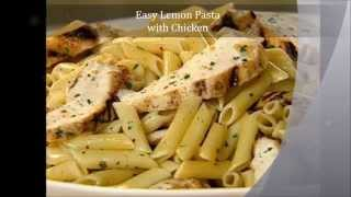 How-to: Quick And Easy Lemon Pasta With Chicken | Daily Recipes