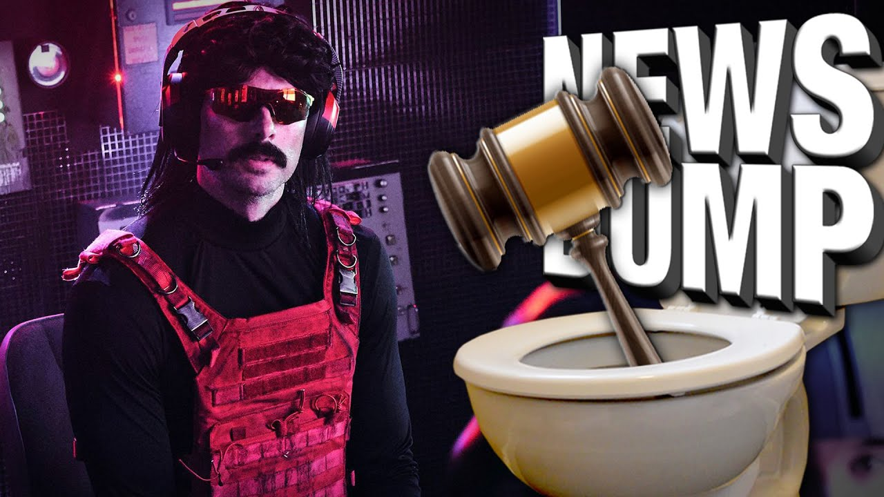 Dr. Disrespect BANNED from Twitch?! Princess Bride QUIBI Remake!?