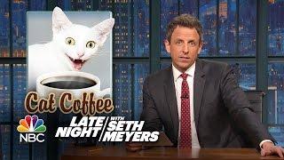 Bad Sponsors: Cat Coffee, Misfortune Cookies