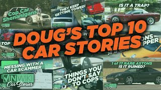 Doug's Top 10 Car Stories