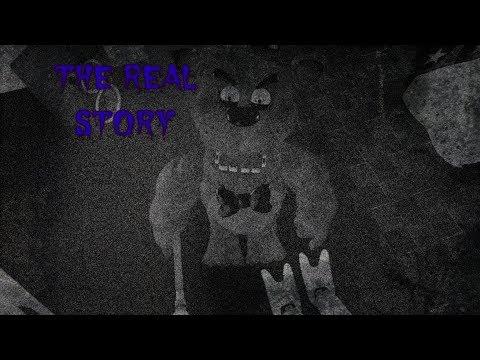[Sfm\Fnaf] The real story of the  fazbear band