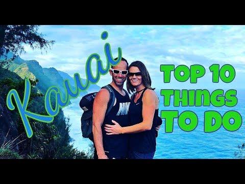 Top 10 things to do in Kauai - Best Adventures in Kauai - Kauai Travel Guide Beaches, Hikes, & Tours