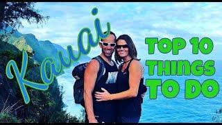 Top 10 things t๐ do in Kauai - Best Adventures in Kauai - Kauai Travel Guide Beaches, Hikes, & Tours