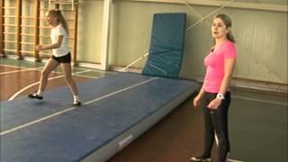 Зарядка в федерации спортивной гимнастики и прыжков на батуте