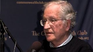 Noam Chomsky on the Tea Party Movement Thumbnail