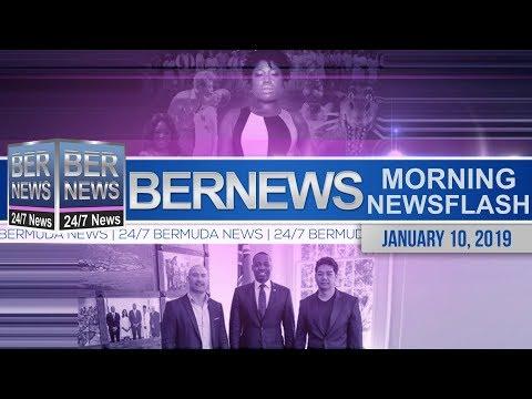 Bernews Newsflash For Thursday January 10, 2019