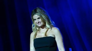 Idina Menzel - Always starting over-  Live Manchester 2015
