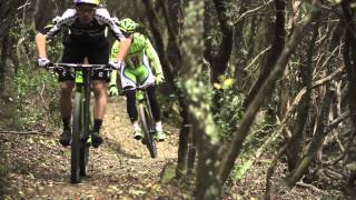 Peter Sagan Goes Mountain Biking with Marco Fontana