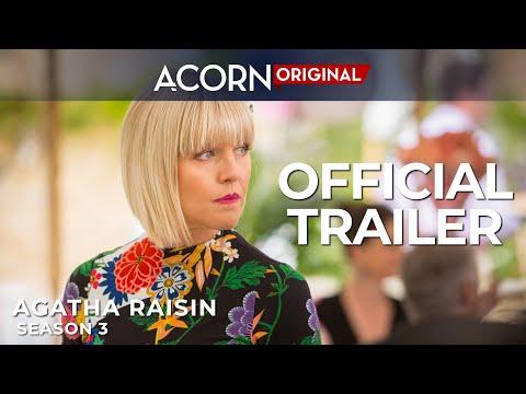 Acorn TV Original | Agatha Raisin Season 3 | Official Trailer