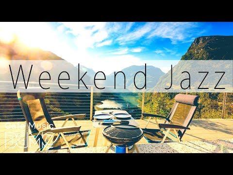 Smooth Weekend Jazz - Jazz Hiphop & Slow Jazz Lounge - Relaxing Cafe Music Instrumental