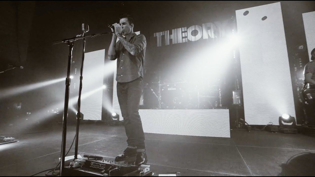 THEORY - Rx (Medicate) [LIVE VIDEO] - Theory of a Deadman 2018-01-18 18:02