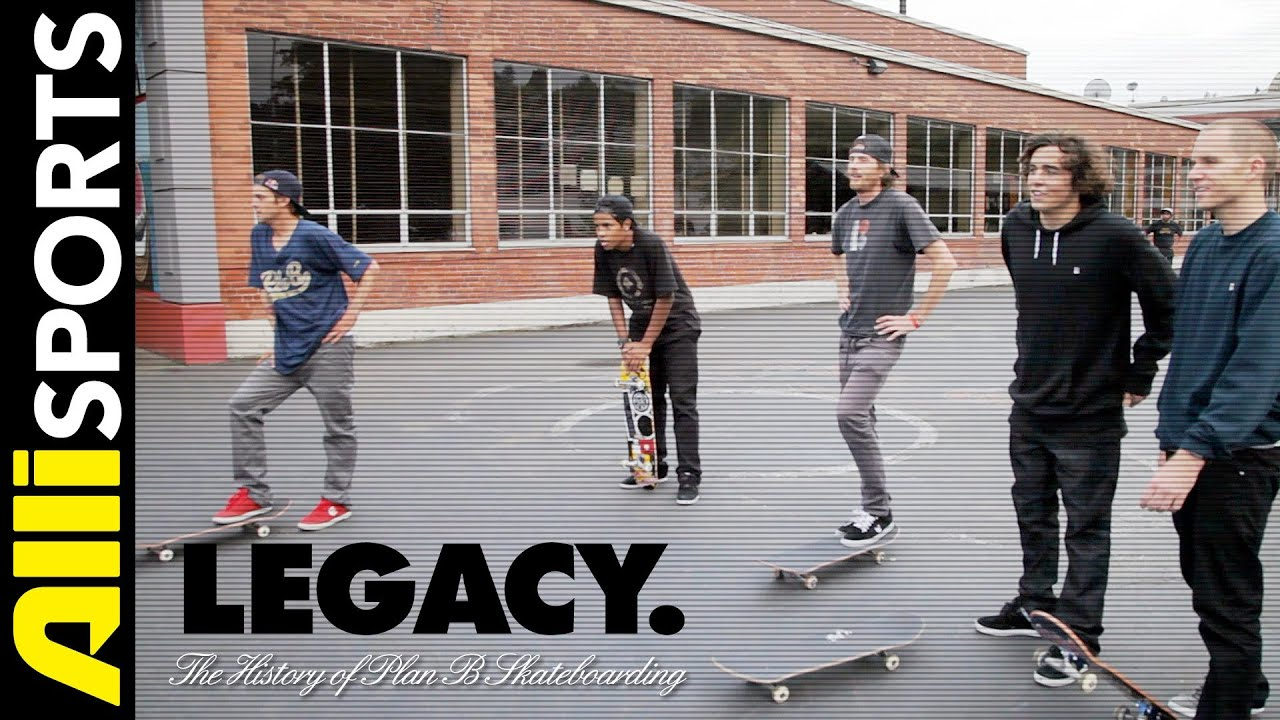 Zumiez roller skates - Plan B On The Road In Seattle Legacy The History Of Plan B Skateboarding Youtube