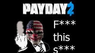 Bank Robbers Fail... Again. (Payday 2) ft. Sugoi-SanSamaSenpai Thumbnail