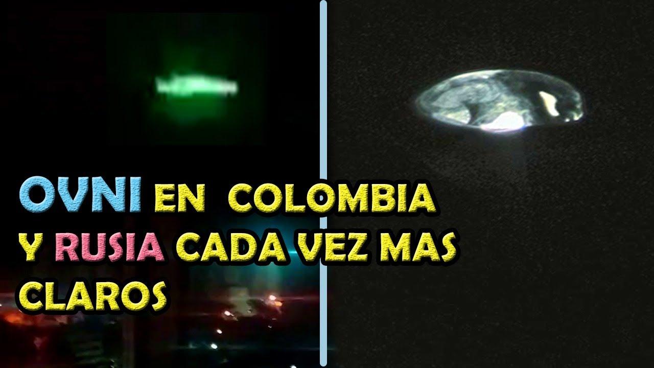 VIDEO EXCLUSIVO #OVNI EN Moscu Rusia cada vez mas claros ? ovni en Medellin Colombia
