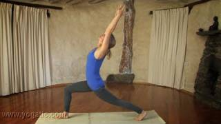 Hip Opening Sun Salutation, Yoga