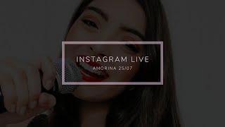 Show en vivo de cumbia por Instagram Live - @AmorinaAlday YouTube Videos