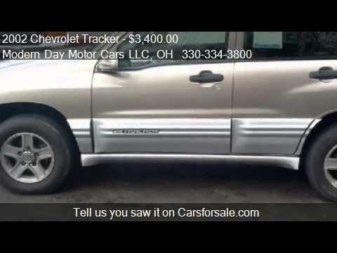 Wadsworth Motor Cars >> 2002 Chevrolet Tracker LT 4-Door Hardtop 4WD - for sale in ...