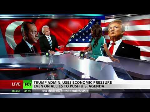 Trump Admin. Economically Pressures Enemies and Allies